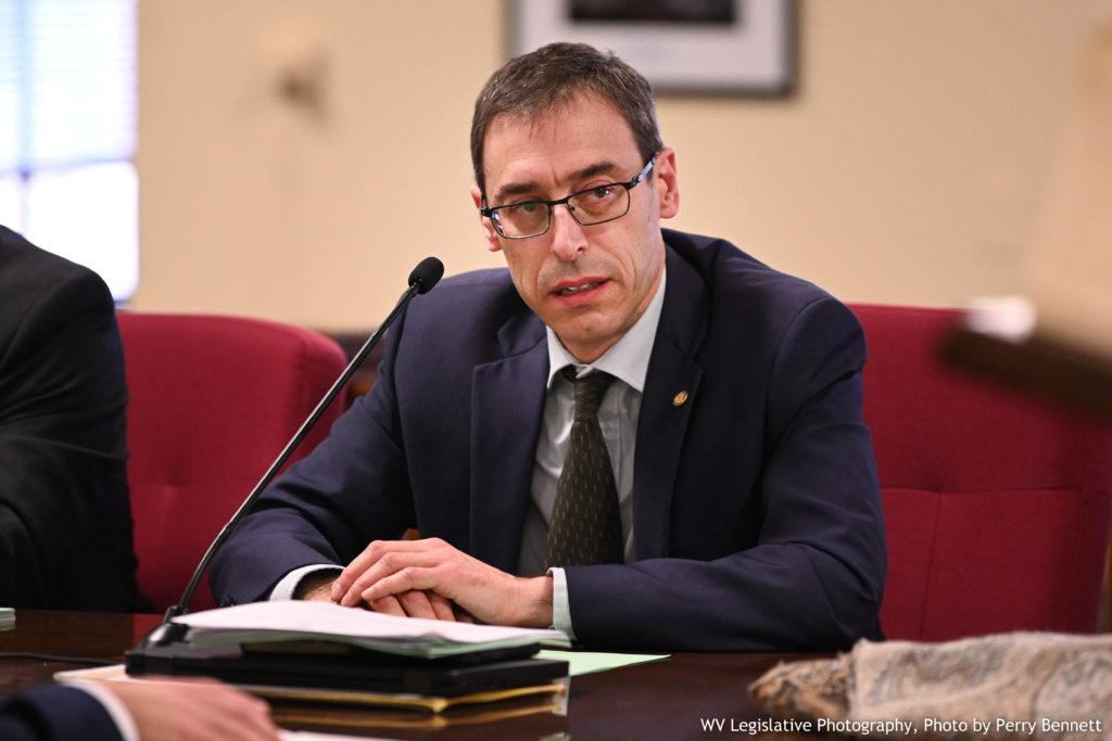 Photo of Delegate Evan Hansen